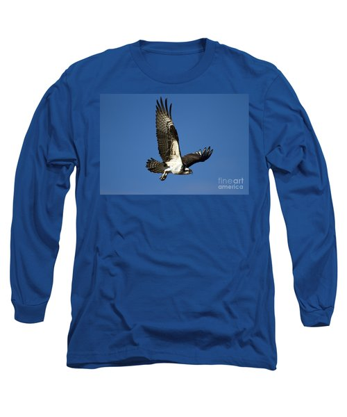 Take Flight Long Sleeve T-Shirt by Mike  Dawson