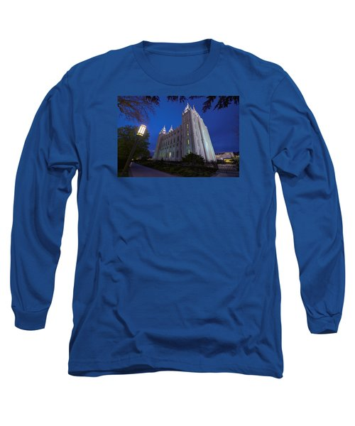 Temple Perspective Long Sleeve T-Shirt