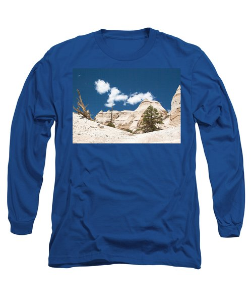 Long Sleeve T-Shirt featuring the photograph High Noon At Tent Rocks by Roselynne Broussard