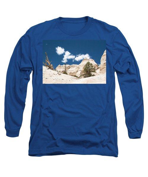 High Noon At Tent Rocks Long Sleeve T-Shirt