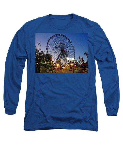 Texas State Fair Long Sleeve T-Shirt