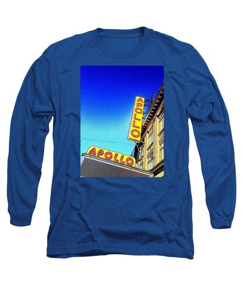 The Apollo Long Sleeve T-Shirt