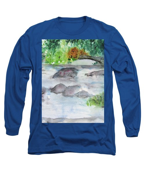 The Bog On Tupper Lake Long Sleeve T-Shirt