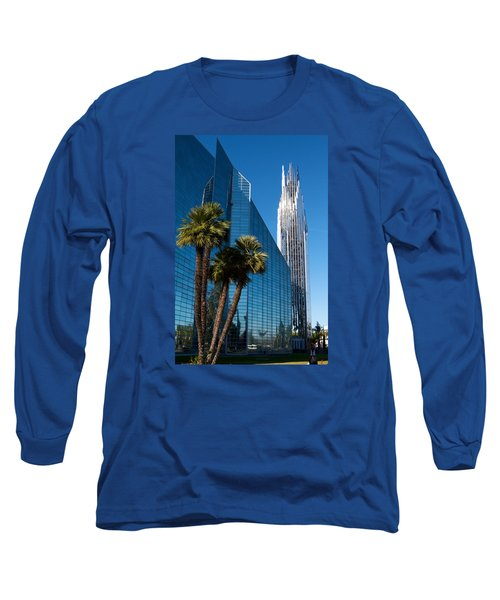 The Crystal Cathedral  Long Sleeve T-Shirt