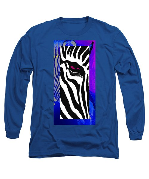 Long Sleeve T-Shirt featuring the photograph The Eye Beholds by I'ina Van Lawick