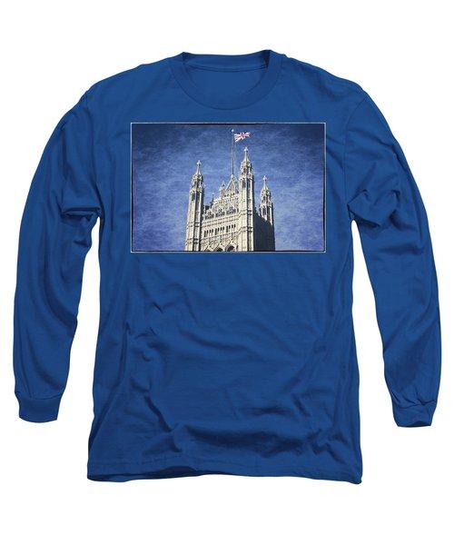 The Flag Flies Long Sleeve T-Shirt