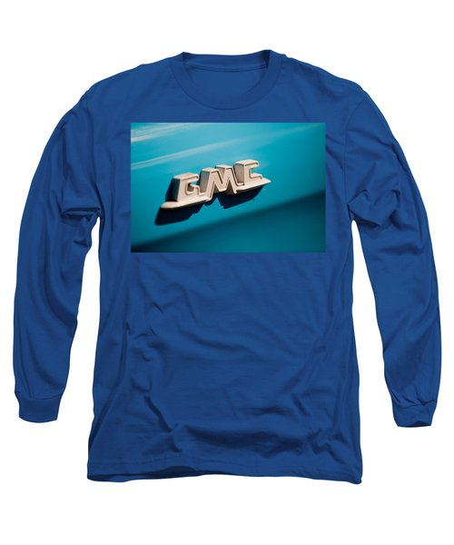 The Gmc Long Sleeve T-Shirt