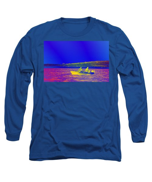 Long Sleeve T-Shirt featuring the photograph The Lazy Sunday Afternoon by David Pantuso