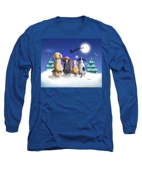The Magical Night Long Sleeve T-Shirt
