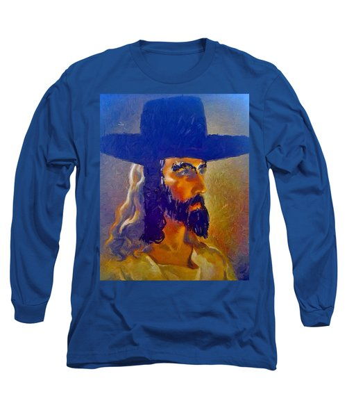 The Man Long Sleeve T-Shirt by Lisa Piper