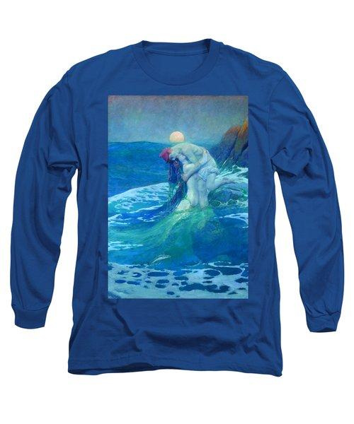 The Mermaid Long Sleeve T-Shirt