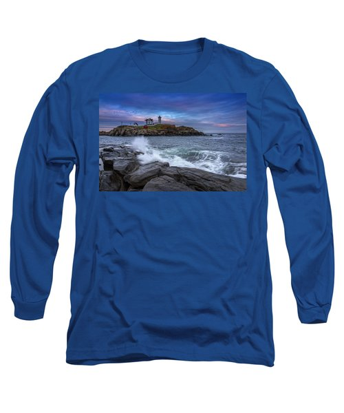 The Nubble In Color Long Sleeve T-Shirt
