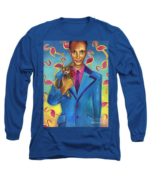 The Pharaoh Of Filth Long Sleeve T-Shirt
