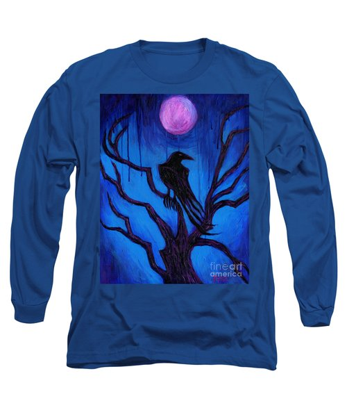 The Raven Nevermore Long Sleeve T-Shirt