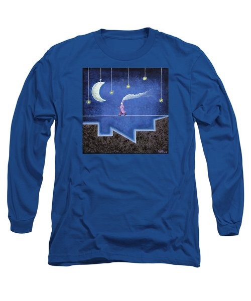 The Sleepwalker I Long Sleeve T-Shirt