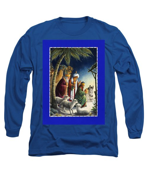 The Three Kings Long Sleeve T-Shirt