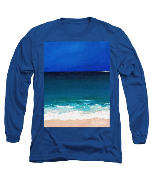 The Tide Coming In Long Sleeve T-Shirt