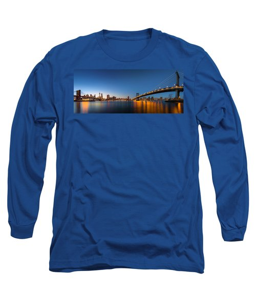 The Two Bridges Long Sleeve T-Shirt