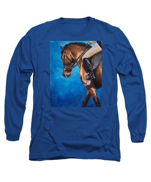 The Warm Up Long Sleeve T-Shirt