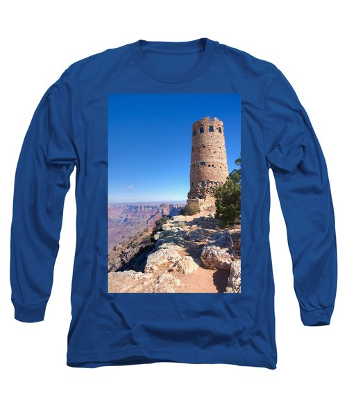 Long Sleeve T-Shirt featuring the photograph The Watchtower by John M Bailey