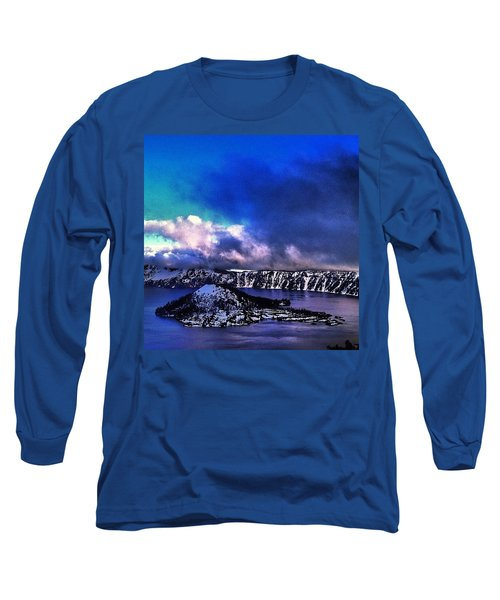 The Wizard Island In The Beautiful Long Sleeve T-Shirt