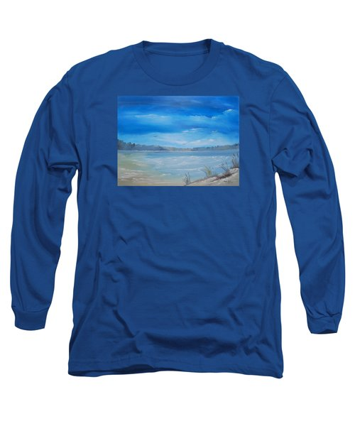 Tides In Long Sleeve T-Shirt