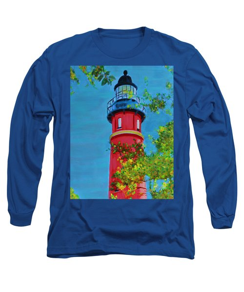 Top Of The House Long Sleeve T-Shirt