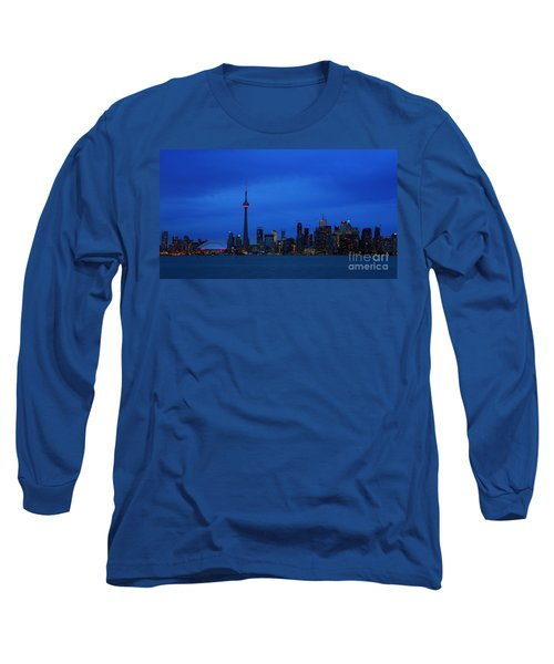 Toronto Blues... Long Sleeve T-Shirt