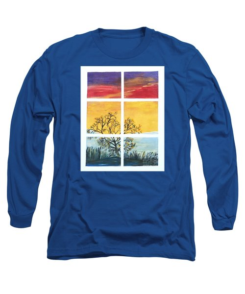Tranquil View Long Sleeve T-Shirt