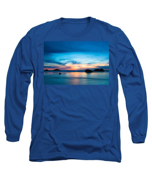 Traveling The Infinite Long Sleeve T-Shirt