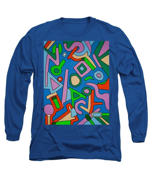 Tuesday At Nine Long Sleeve T-Shirt