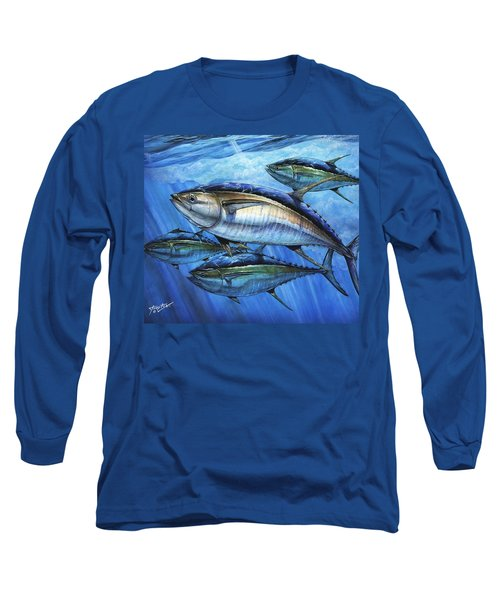 Tuna In Advanced Long Sleeve T-Shirt