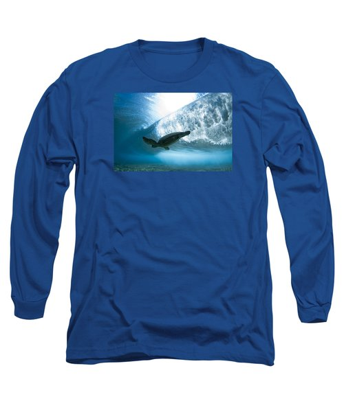 Turtle Clouds Long Sleeve T-Shirt