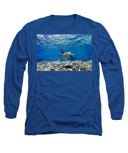 Turtle Cruise Long Sleeve T-Shirt