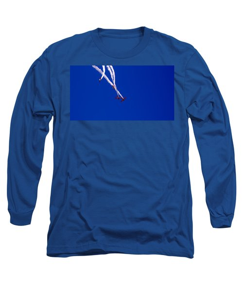 Twist And Turns Long Sleeve T-Shirt