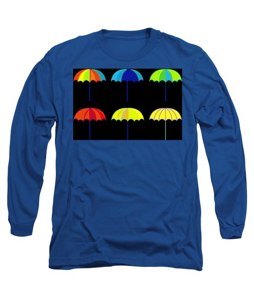 Umbrella Ella Ella Ella Long Sleeve T-Shirt