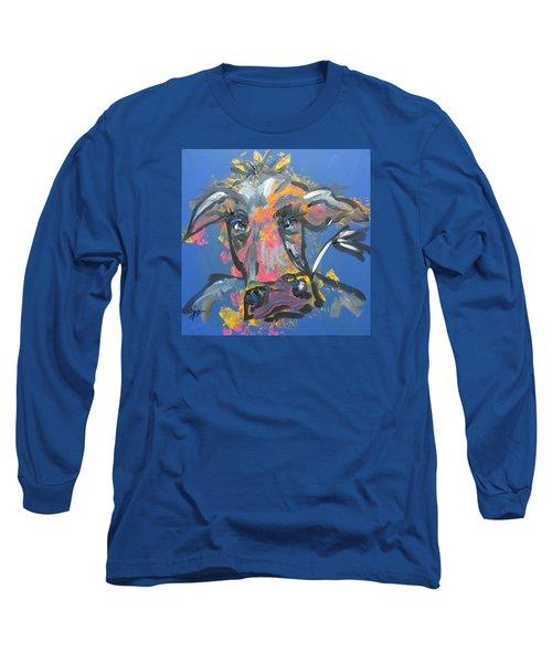Utterly Funky Long Sleeve T-Shirt by Terri Einer