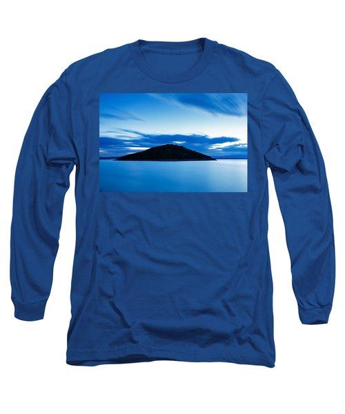 Veli Osir Island At Dawn Long Sleeve T-Shirt
