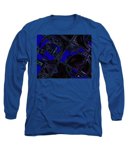 Vinyl Blues Long Sleeve T-Shirt