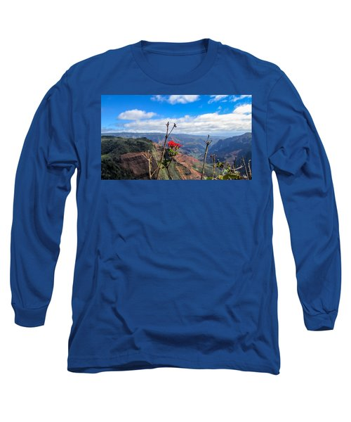 Waimea Canyon Long Sleeve T-Shirt