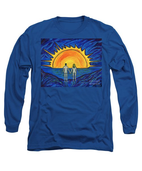 Waiting For The Sun Long Sleeve T-Shirt