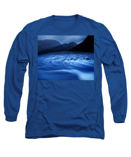 Water Blues Long Sleeve T-Shirt