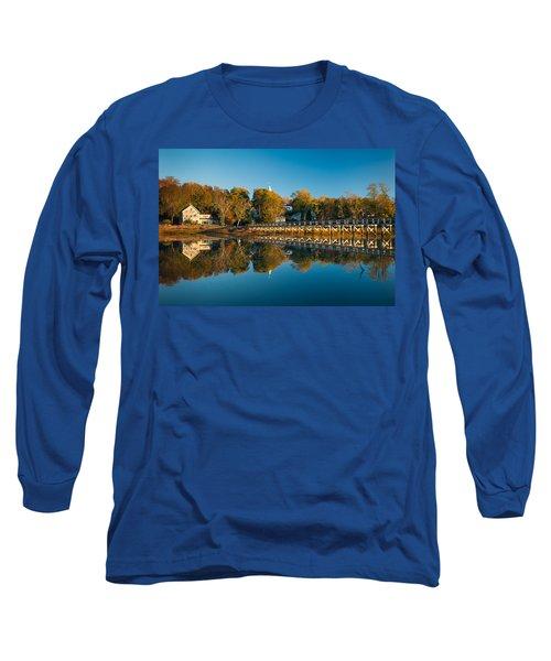 Wellfleet Reflection Long Sleeve T-Shirt