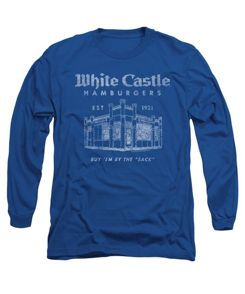 White Castle - By The Sack Long Sleeve T-Shirt