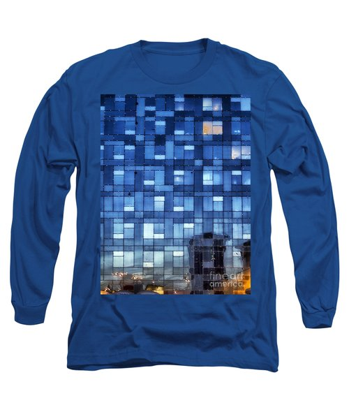Window Reflections Long Sleeve T-Shirt