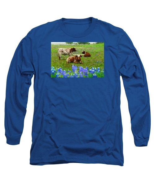 Da157 Winkin Blinkin And Nod Daniel Adams  Long Sleeve T-Shirt