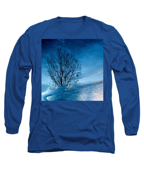Winter Reflections Long Sleeve T-Shirt