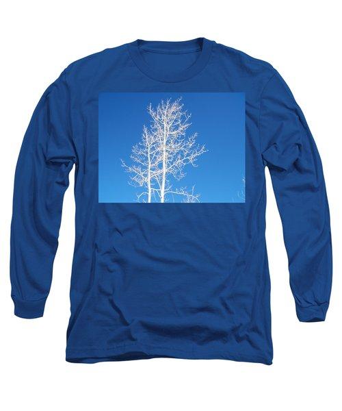 Winter Sky Long Sleeve T-Shirt