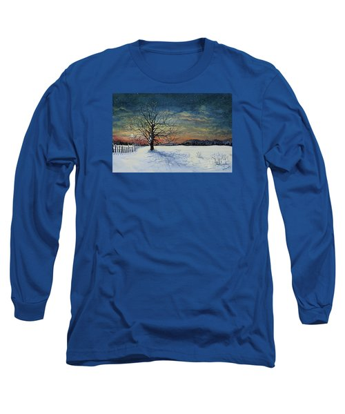 Winters Eve Long Sleeve T-Shirt