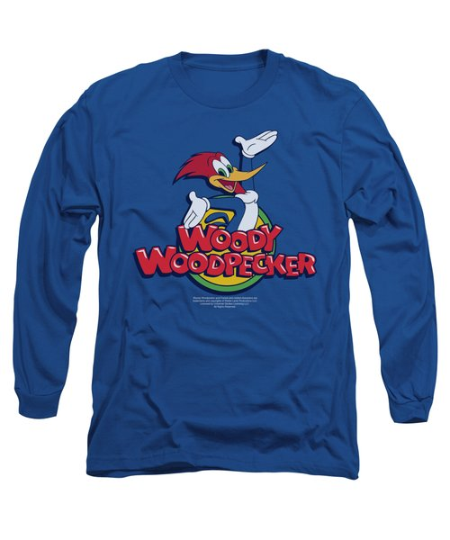 Woody Woodpecker - Woody Long Sleeve T-Shirt